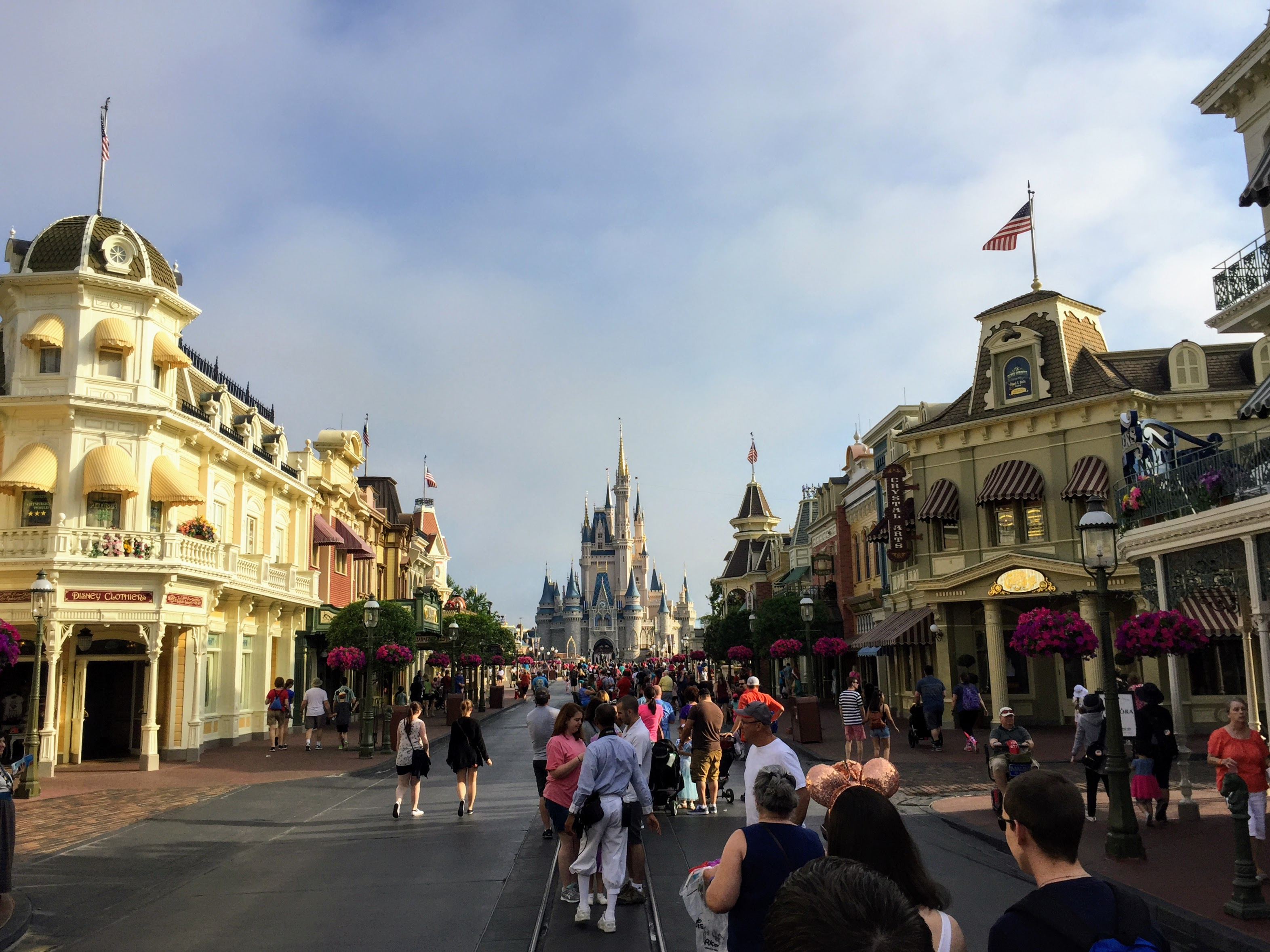 Marceline to the Magic Kingdom Review