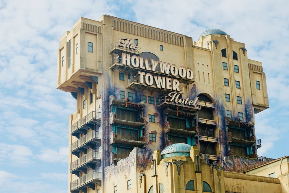 Twilight Zone Tower of Terror - 10 Years of Thrills